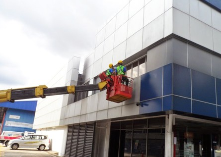 High Rise Building Cleaning Perth