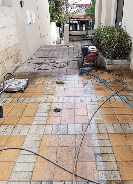 Professional Pressure Cleaning Tools We Use