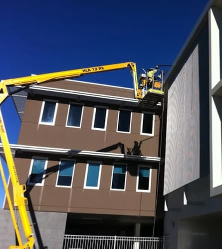 High-Rise External Strata Building Cleaning